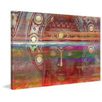 Kalpi Canvas Wall Art