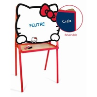 Hello Kitty Chalk and White Board  by Jeujura