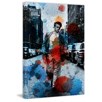 James Dean NYC Canvas Wall Art