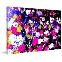 Color Burst Canvas Art Print