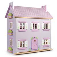 Le Toy Van Bay Lavender House Doll House