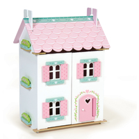 Le Toy Van Sweetheart Cottage With Furniture