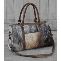 Cowhide Dufel Bag  (NEW COLLECTION)