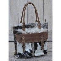 Cowhide  Tote Bag  (NEW COLLECTION)