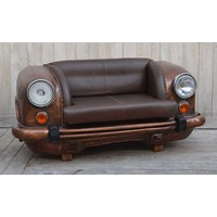 Ambassador Car Sofa  (NEW COLLECTION)