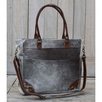 Cowhide Business Tote Bag  (NEW COLLECTION)