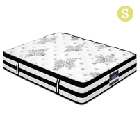 34CM Euro Top Mattress - Single