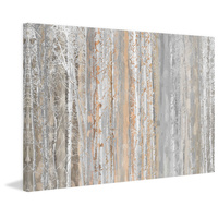 Aspen Forest 1 Canvas Wall Art