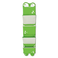 Mess Eaters: Hanging Organiser - Green