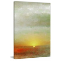Del Ray Canvas Wall Art