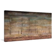 The Woods Canvas Wall Art