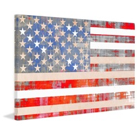 American Dream Canvas Wall Art