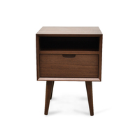 Asta SQ Scandinavian-Retro Side Table