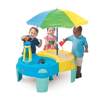 Shady Oasis Sand & Water Play Table