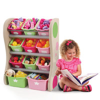 Step2 Fun time room organiser (Pink)