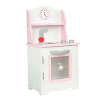 Little Princess 45cm Doll Furniture - Sweet Pink Kitchen