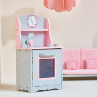 Polka Dot Princess 45cm Doll Furniture - Sweet Kitchen