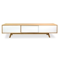 Hendrix 2.1m TV Entertainment Unit – Natural