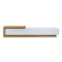 Dwell Modern Sleek Entertainment TV Unit