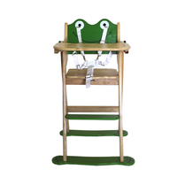 Frog High Chair