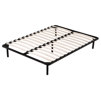 Double Metal Bed Frame - Bedroom Furniture