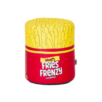 Woouf Bean Bag - Fries - 40cm x 45cm , unfilled