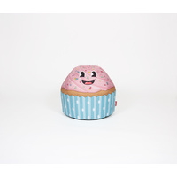 Woouf Bean Bag - Cupcake Kids - Cover, unfilled