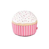 Woouf Bean Bag - Cherry Cupcake