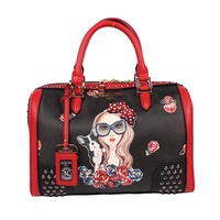 Betty Boston black bag by Nicole Lee (New Arrival!)