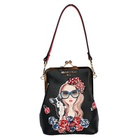 Betty Boston mini bag by Nicole Lee