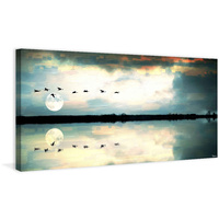 Attleborough Canvas Wall Art
