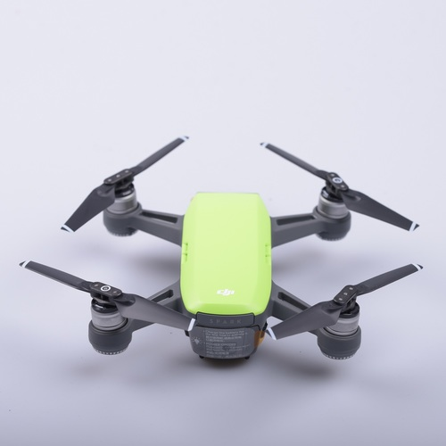 DJI Spark RTF Quadcopter Fly More Combo - Meadow Green