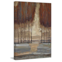 Wild Wood I Canvas Wall Art