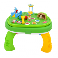 In The Night Garden- Expore & Learn activity table