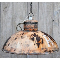 Rustic Wash Iron Industrial Lamp Shade