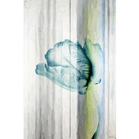 Water Flower Canvas Wall Art