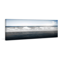 Fading Clouds Canvas Wall Art