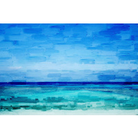Cromer Canvas Wall Art