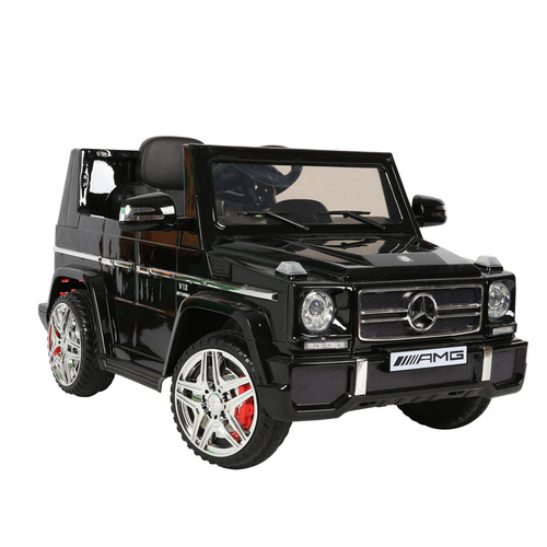 Kids Ride on Car w/ Remote Control Black