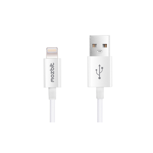 Mozbit 1M Lightning To USB Charge & Sync Cable