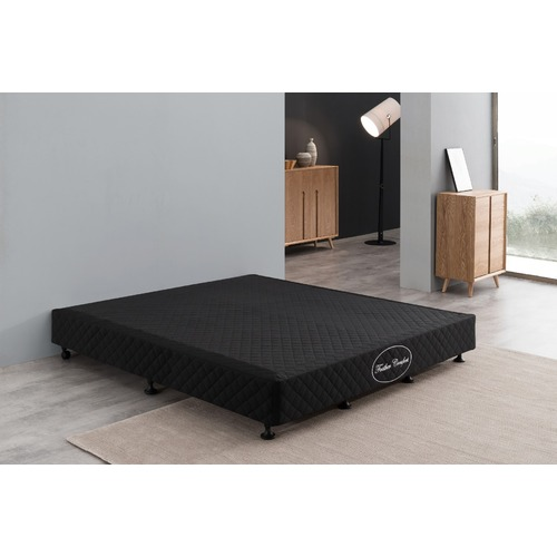 Mattress Base Double Size Black