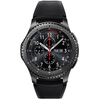 Samsung Gear S3 SM-R760 Frontier Bluetooth Smart Watch - Black