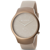 Runtastic Moment Fun - Activity and Sleep Tracking Watch (RUNMOFU4) - Sand (Beige)